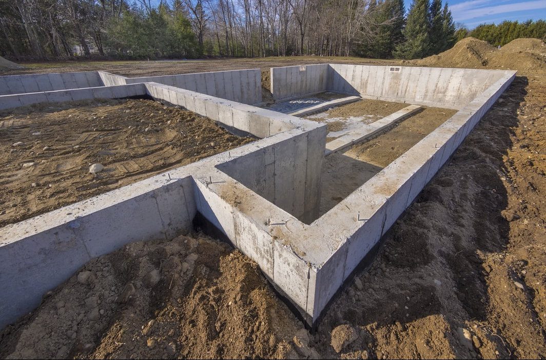 commercial concrete foundation contractor